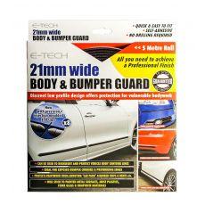 E-TECH Body and Bumper Guard Kit - 21mm wide