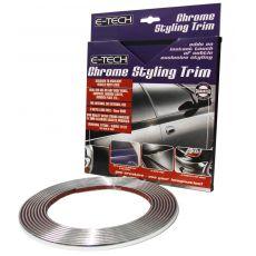 E-TECH Chrome Styling Trim