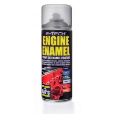 Engine Enamel -  Spray Coating - 400ml