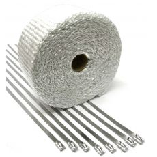E-TECH Heatwrap with Stainless Steel Securing Ties