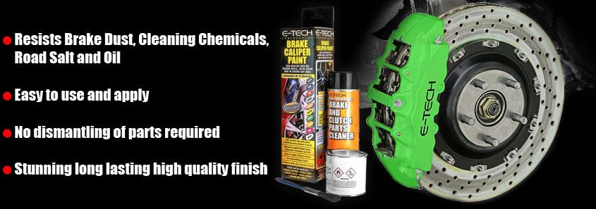 Etech caliper paint