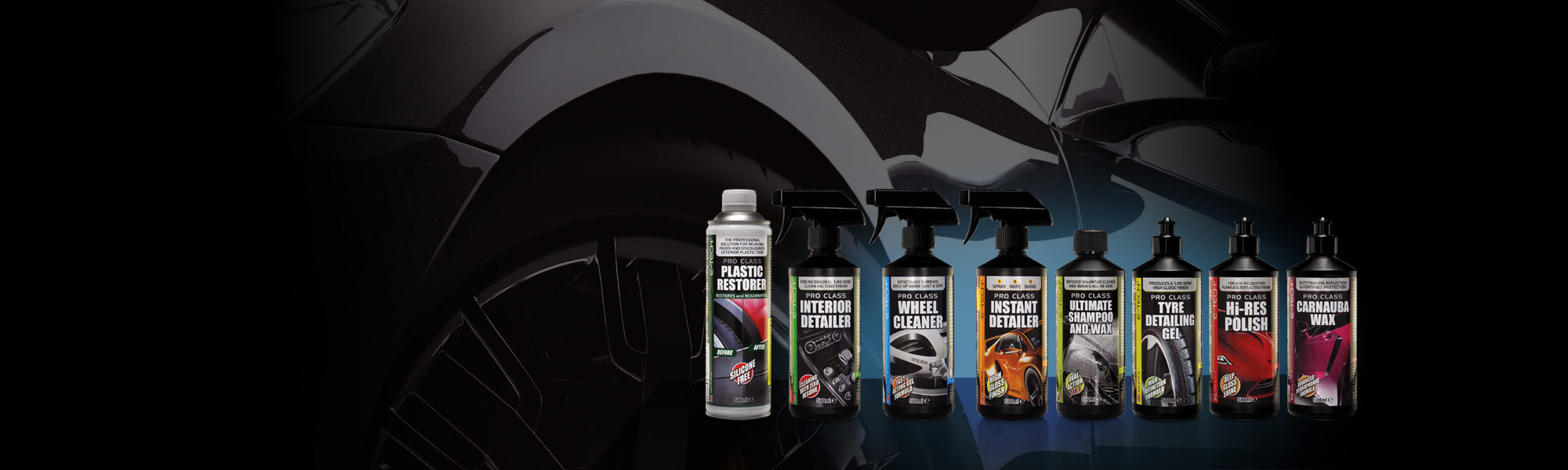 E-TECH Pro Class Detailing and Valeting