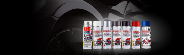 E-TECH XHT – Xtremely High Temperature Paint